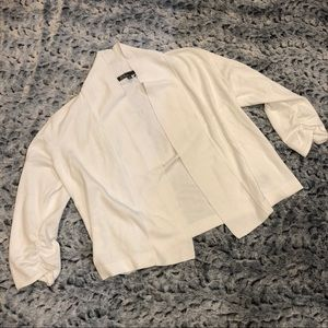 ❄️ 89th & Madison sz. XL white cardigan